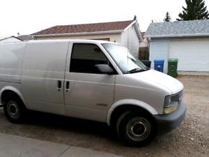 97 Astro Van