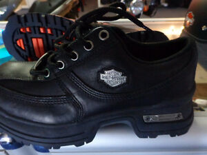 Harley work shoes-ladies 8   recycledgear.ca