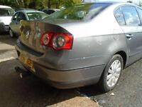 2006 56 VOLKSWAGEN PASSAT 2.0 TDI S 4D 138 BHP DIESEL