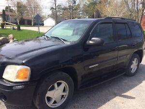 2003 GMC Envoy sle SUV,