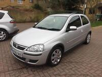 2005 Vauxhall Corsa 1.2i 16v ( a/c ) Design + 07 Stamps and Long MOT 02/2018