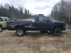 Parting out 2nd gen dodge trucks