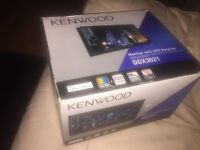 Kenwood Monitor DVD Receiver DDX3021