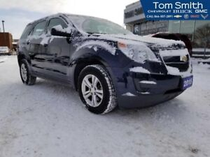 2015 Chevrolet Equinox LS  - Certified - Bluetooth - $122.18 B/W