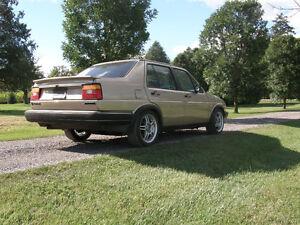 1986 VW Jetta Carat Cambridge Kitchener Area image 2