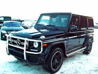 2014 Mercedes-Benz G63 AMG SUV, Crossover