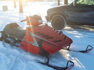 Skidoo à vendre Yamaha exciter 550
