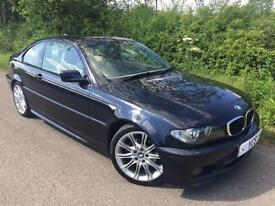 2005 BMW 3 Series 2.0 320Cd Sport 2dr