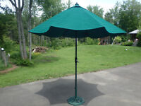 Umbrella and Stand for Sale