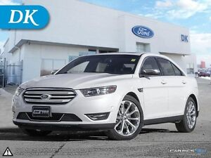 2016 Ford Taurus Limited AWD w/Leather, Moonroof, Navigation