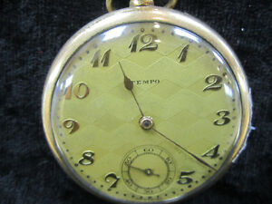 Tempo Pocket Watch