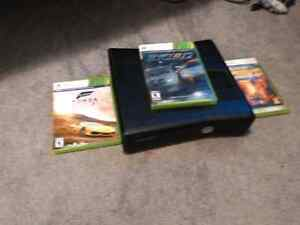 Xbox 360 and steering wheel obo