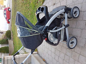 Stroller in very good condition $60 West Island Greater Montréal image 1
