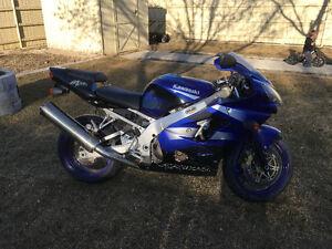 2002 Ninja zx9r