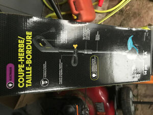 String trimmer for lawn