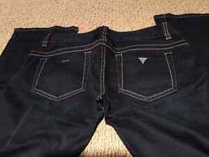 "26"" Guess Black Jeans Excellent Strathcona County Edmonton Area image 2"