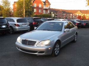 2003 Mercedes-Benz S-Class S500 4MATIC Sedan