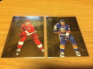 Tim Hortons Pure Gold Hockey Cards For Sale