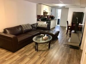 one bedroom+den apartment for rent