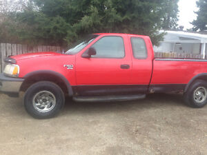 1998 Ford F-150 Pickup Truck open to trades