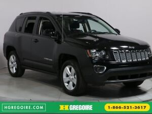 2016 Jeep Compass HIGH ALTITUDE 4WD TOIT CUIR MAGS