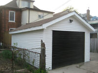 Garage for rent- S Spadina