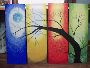 Paintings by Local Niagara Artist