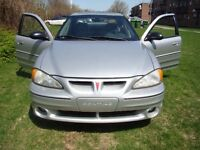 La plus belle PONTIAC GRAND AM GT