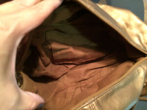 Copper Coloured Boho Style Purse West Island Greater Montréal image 6