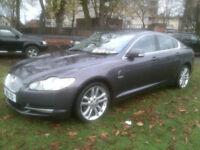 Jaguar XF 2.7TD auto 2009MY Luxury