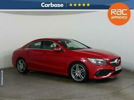 image for 2019 Mercedes-Benz CLA CLA 180 AMG Line Edition 4dr SALOON Petrol Manual