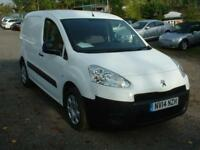 PARTNER 1.6HDi 2014 ONE OWNER F/S/HISTORY**DRIVES SUPERB** £4495 NO VAT