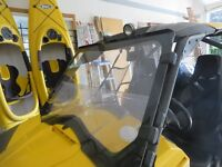 windshield for can am commander