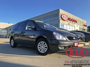2014 Kia Sedona LX | Super Clean | One Owner