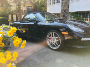 Porshe Boxster S 2009 spectaculaire