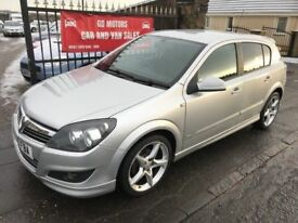 2010 VAUXHALL ASTRA SRI, SERVICE HISTORY, WARRANTY, NOT FOCUS MEGANE GOLF A3 1 SERIES 3 SERIES LEON
