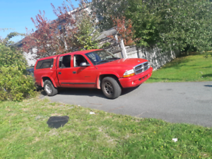 2002 Dodge Dakota 4.7 v8 2wd