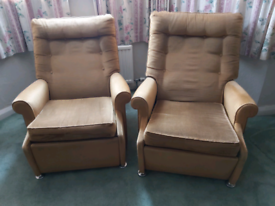 Parker Knoll Recliner Armchairs FREE