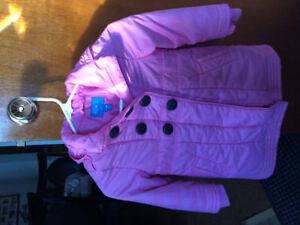 Place Winter Coat Pink $15 and Pant $5