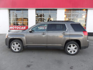 2011 GMC Terrain SLT-1*AWD*Heated Leather*Remote start*Rev.Cam