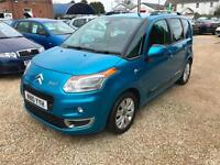 Citroen C3 Picasso 1.6HDi 8v Exclusive, Diesel