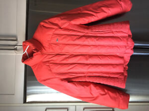 Ladies Lacoste Fall / Winter Jacket 100% Authentic