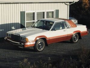 1980 Cougar XR7 for sale