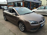 Ford Focus CC 2.0 2008. CC-2 ONE OWNER FROM NEW*** JUST BEEN SERVICED***