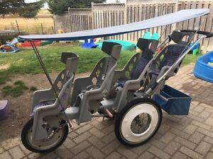 4seater runabout stroller