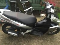 Honda 50 bargain price long mot hardly any miles!!