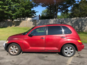 Pt- cruiser for sale