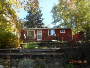 Lakefront Year Round Cabin for Rent