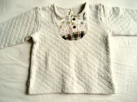 5 warm cotton tops for 3 years old girl