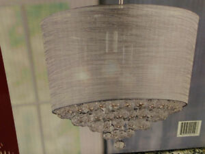 Lynshire Collections Chandelier- 4 Lights Pendant Brand New